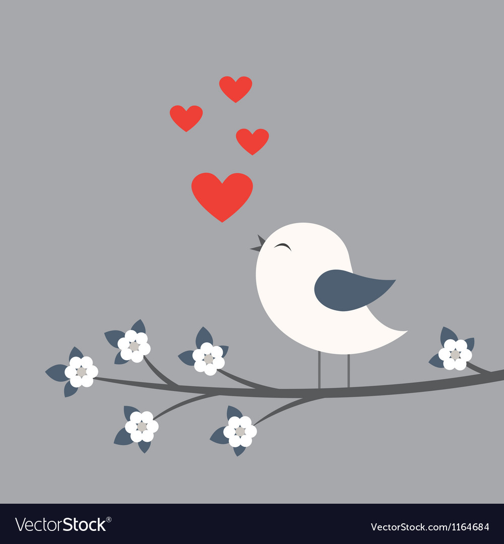 Cute bird vector | Price: 1 Credit (USD $1)