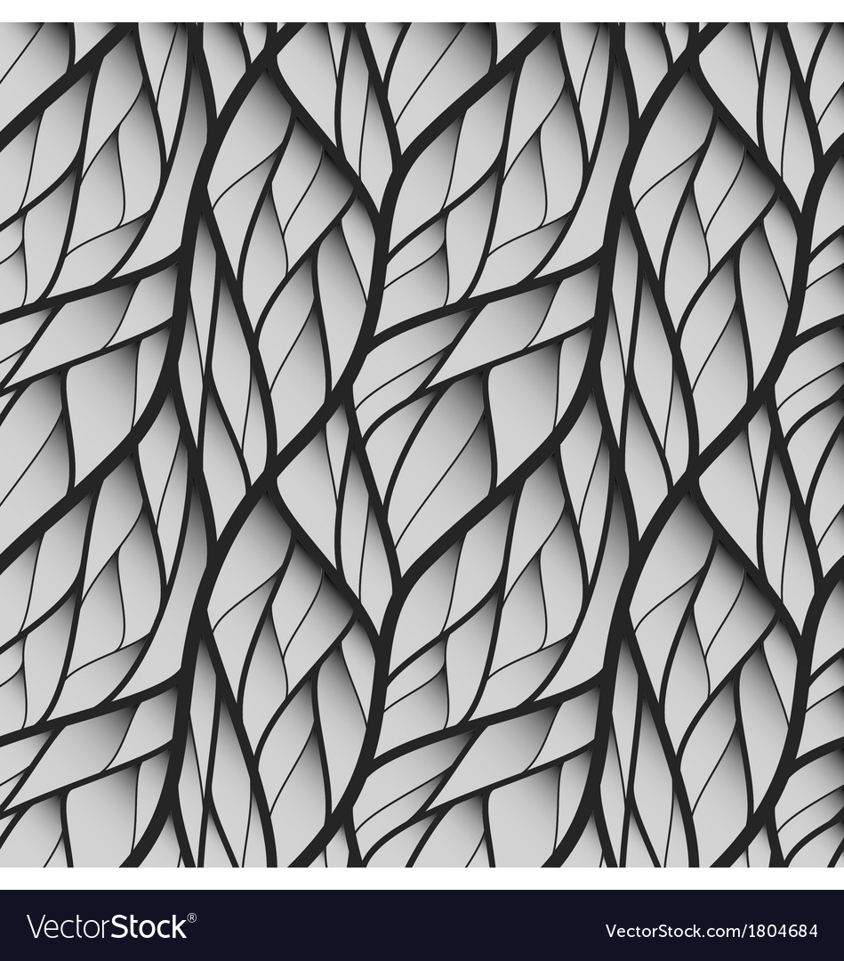 Seamless abstract pattern vector | Price: 1 Credit (USD $1)