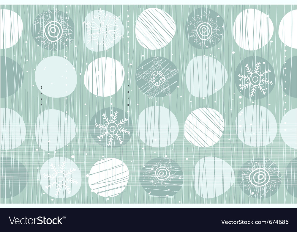 Christmas walllpaper vector | Price: 1 Credit (USD $1)
