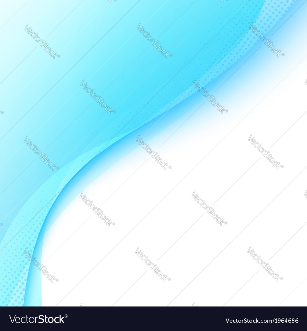 Modern abstract blue folder banner template vector | Price: 1 Credit (USD $1)