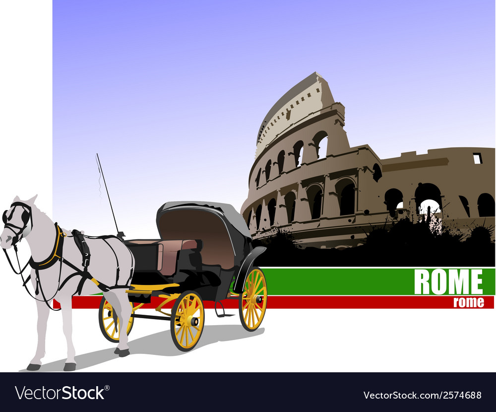 6229 rome trip vector | Price: 1 Credit (USD $1)
