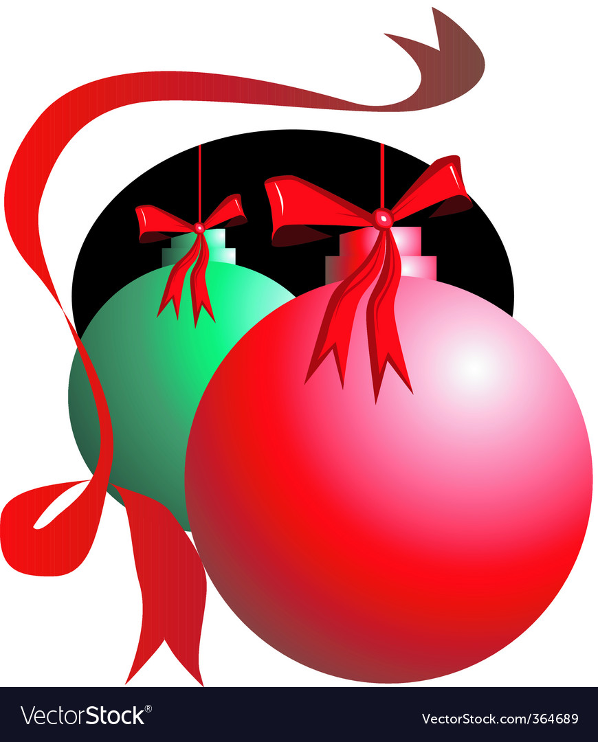Bauble vector | Price: 1 Credit (USD $1)