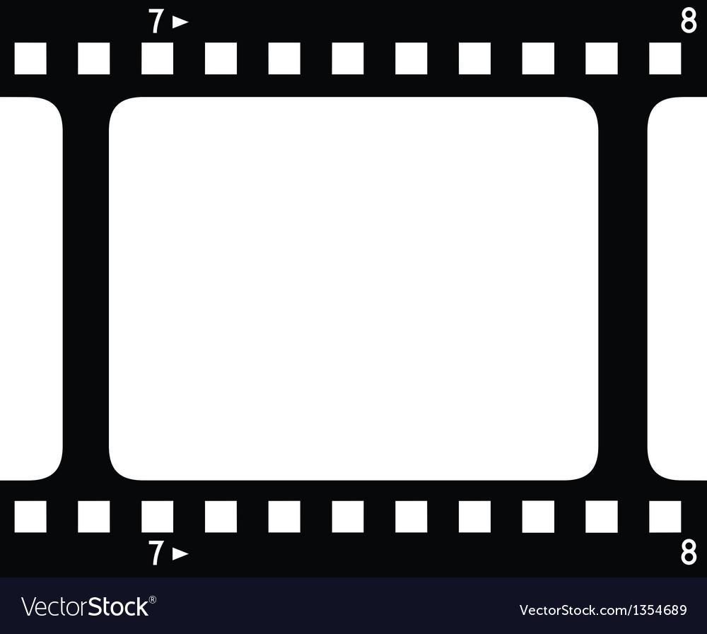 Film strips vector | Price: 1 Credit (USD $1)