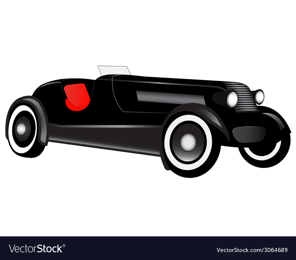 Passenger car vector | Price: 1 Credit (USD $1)