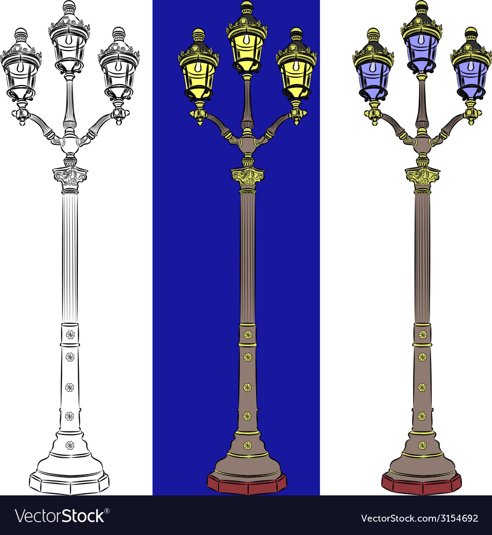 Lantern a vector | Price: 1 Credit (USD $1)