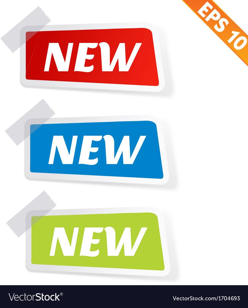 Sale sticker tag - - eps10 vector   Price: 1 Credit (USD $1)