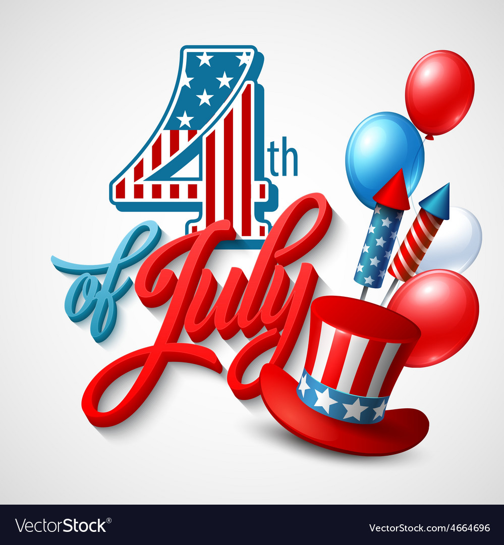 American independence day festive vector   Price: 5 Credit (USD $5)
