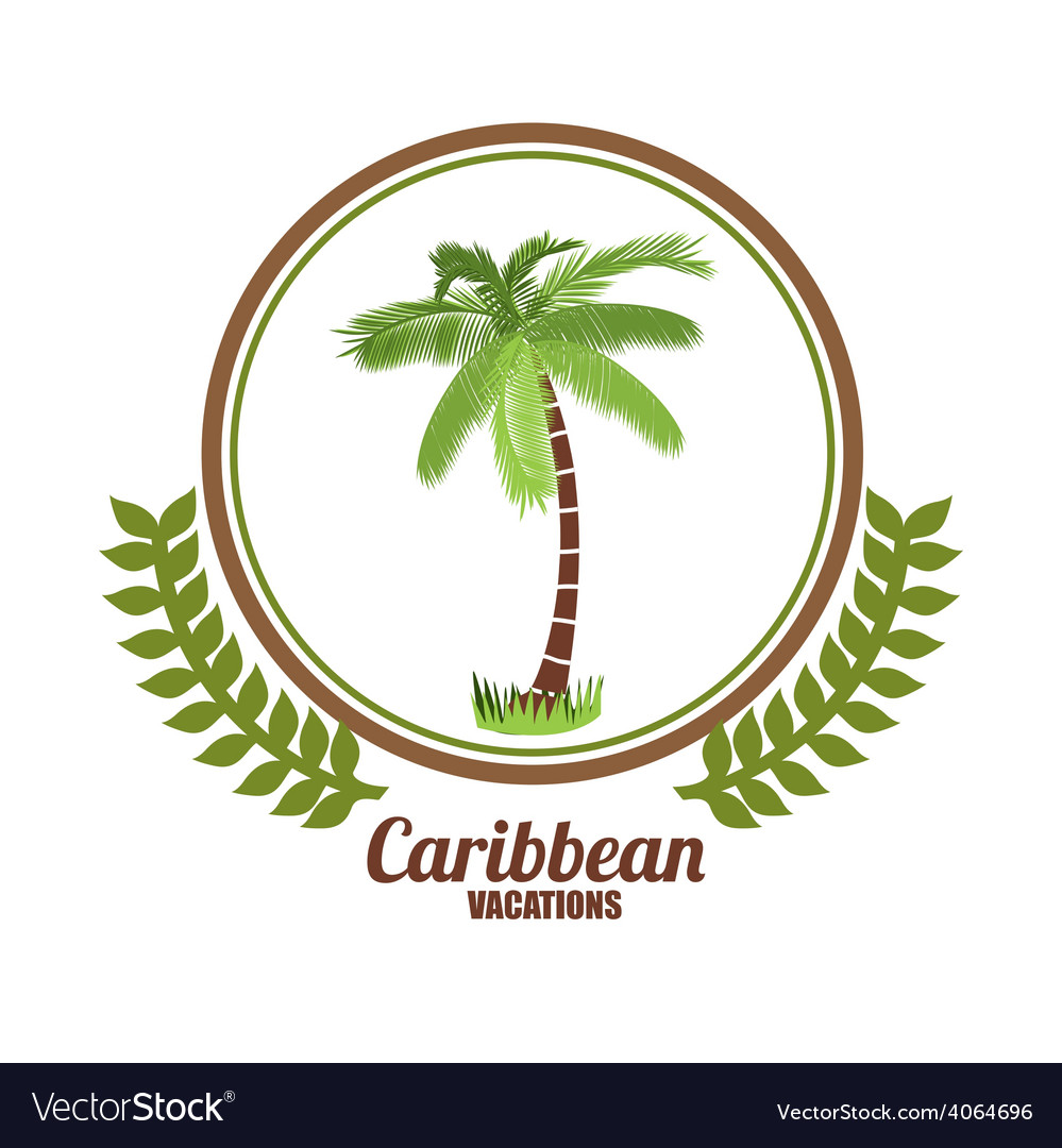 Caribbean design vector   Price: 1 Credit (USD $1)
