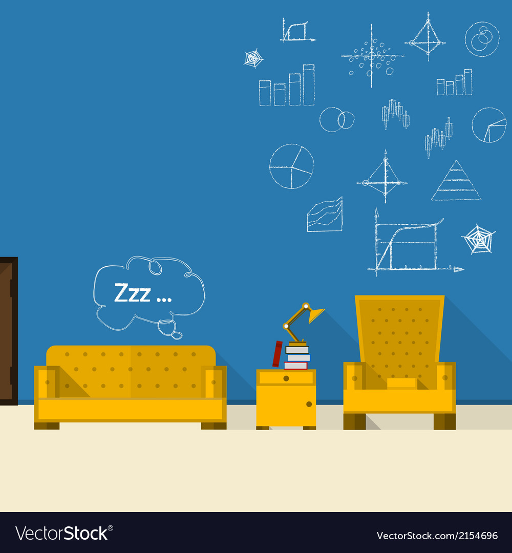 Lounge vector | Price: 1 Credit (USD $1)
