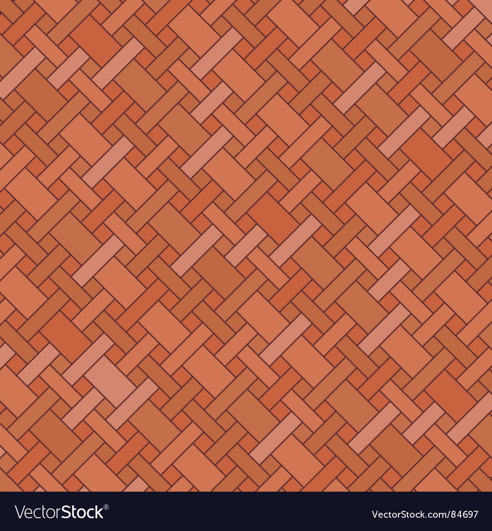 Brick floor vector | Price: 1 Credit (USD $1)