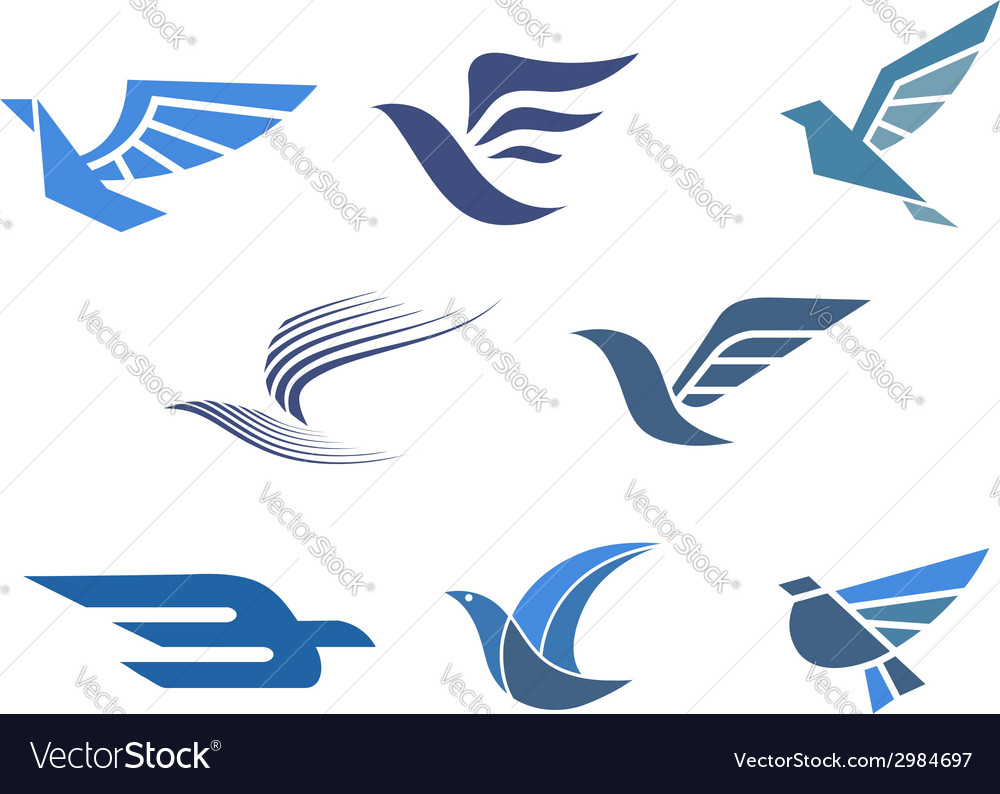 Delivery and shipping symbols vector | Price: 1 Credit (USD $1)