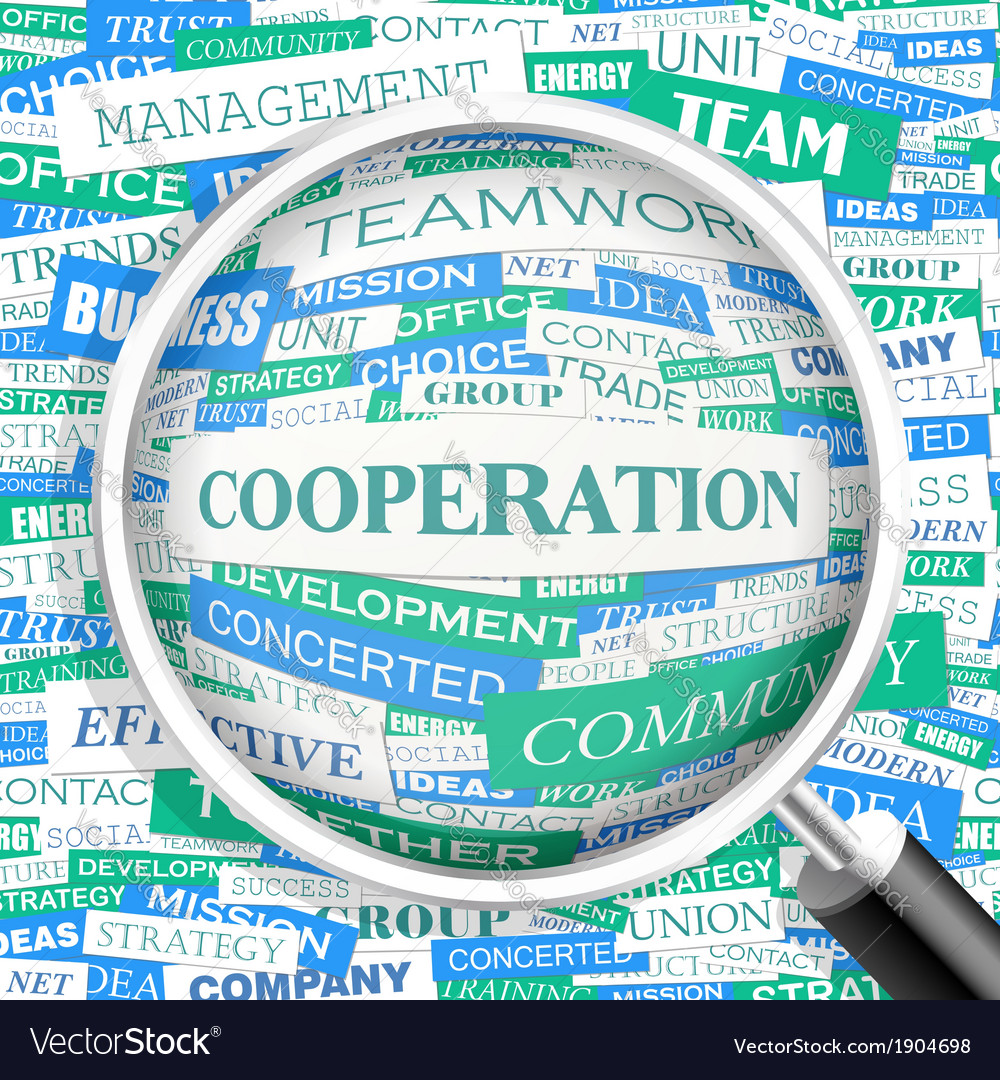 Cooperation vector   Price: 1 Credit (USD $1)