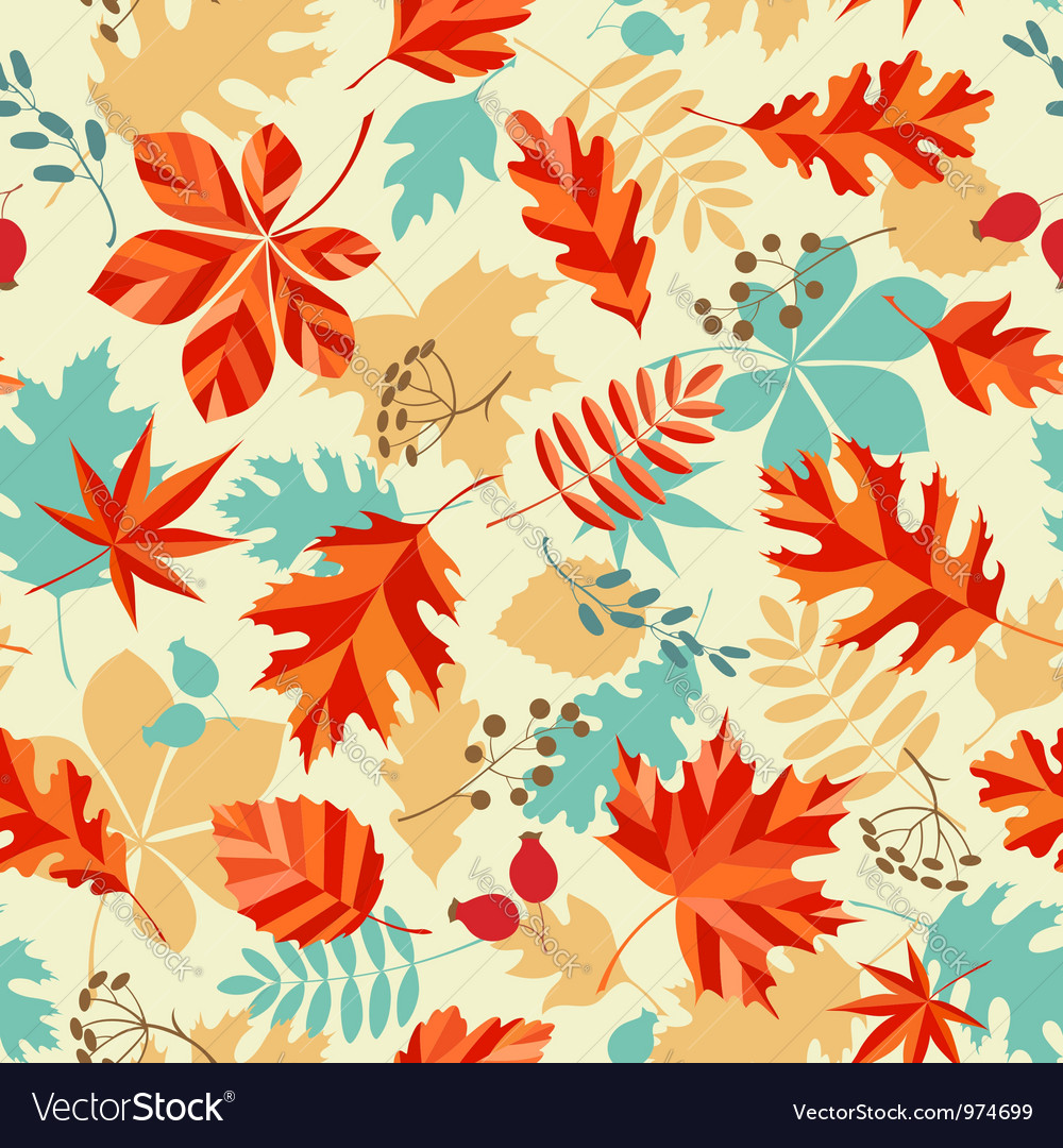 Bright autumn vector | Price: 1 Credit (USD $1)
