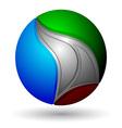 Techno logo vector