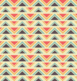 Seamless geometric ethnic pattern vector