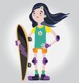 Skater 03 vector