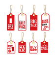 Retail tag sale best price buy now best offer vector