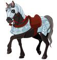 War horse vector