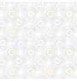 Abstract seaweed seamless pattern vector