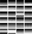 Texture patterns vector