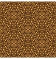 Yellow seamless pattern vector