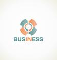 In business vector