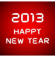 2013 happy new year happy new year card vector