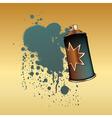 Spray aerosol vector