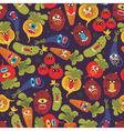 Vegetable cartoons vector