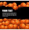Balls background vector