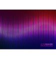 A violet music equalizer vector