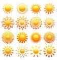 Suns elements vector