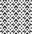 Monochrome pixel seamless texture vector