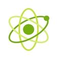 Green newtron clipart and icon vector