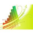Sustainable development vector