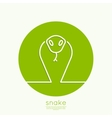 The symbol of the snake vector