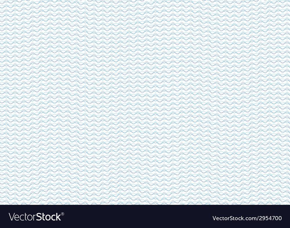 Blue guilloche background vector | Price: 1 Credit (USD $1)