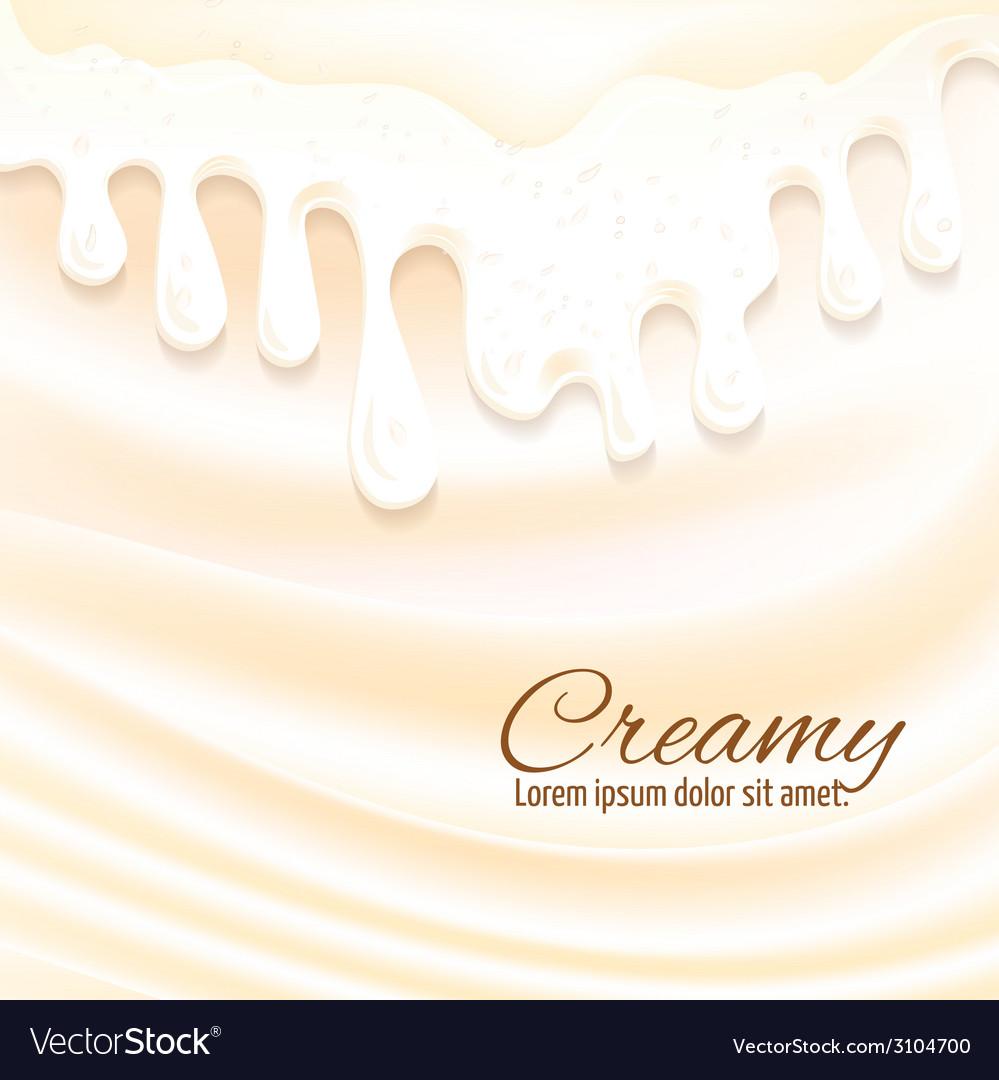 Milk splashes background vector | Price: 1 Credit (USD $1)
