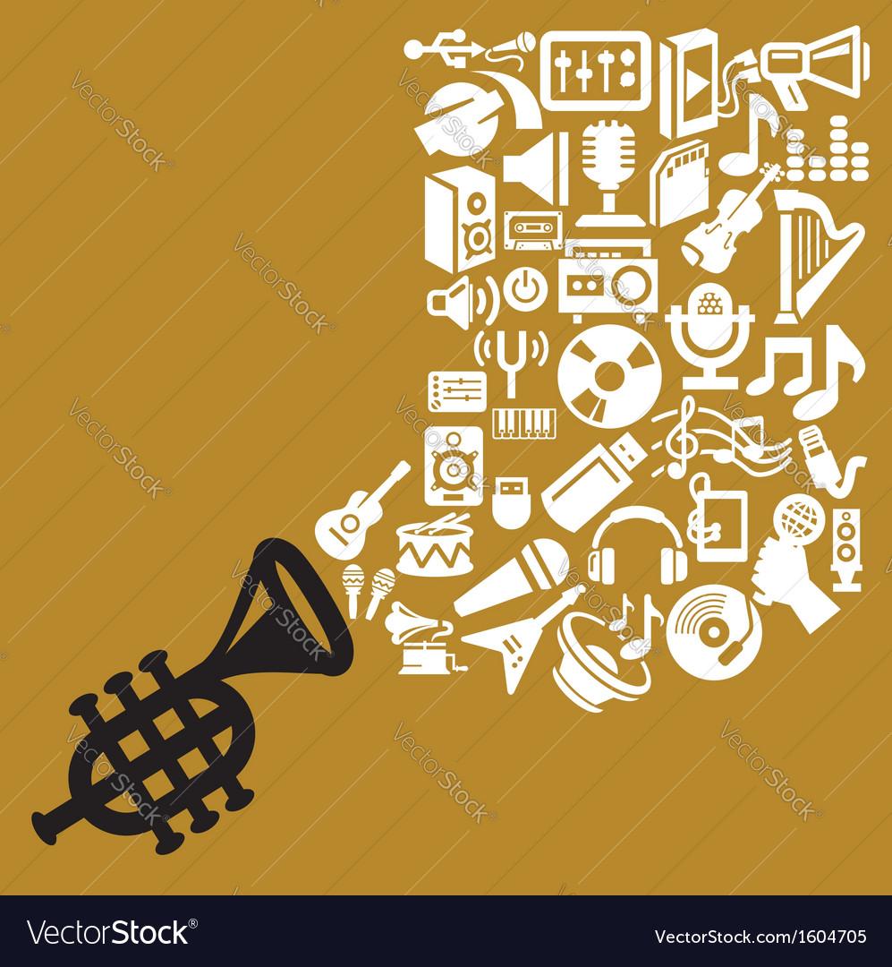 Music theme vector   Price: 1 Credit (USD $1)