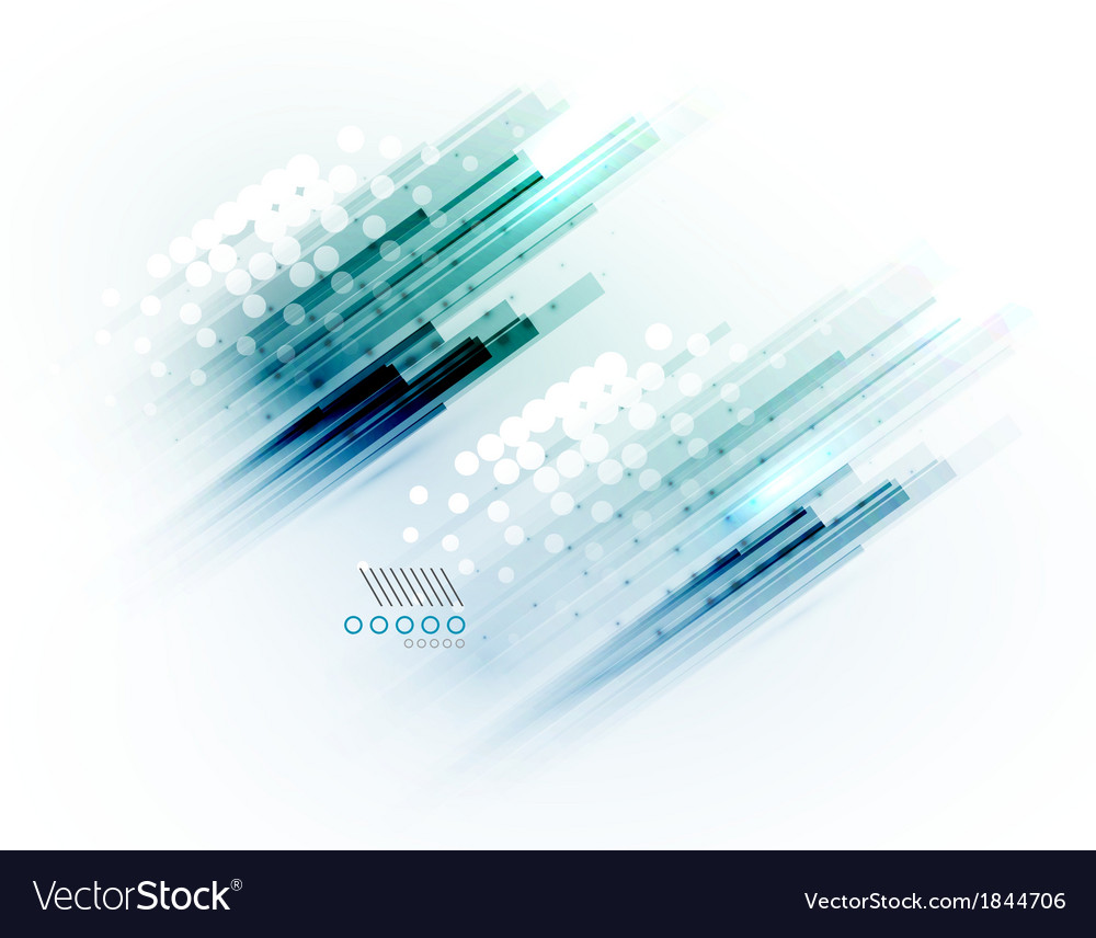 Straight lines futuristic modern background vector | Price: 1 Credit (USD $1)