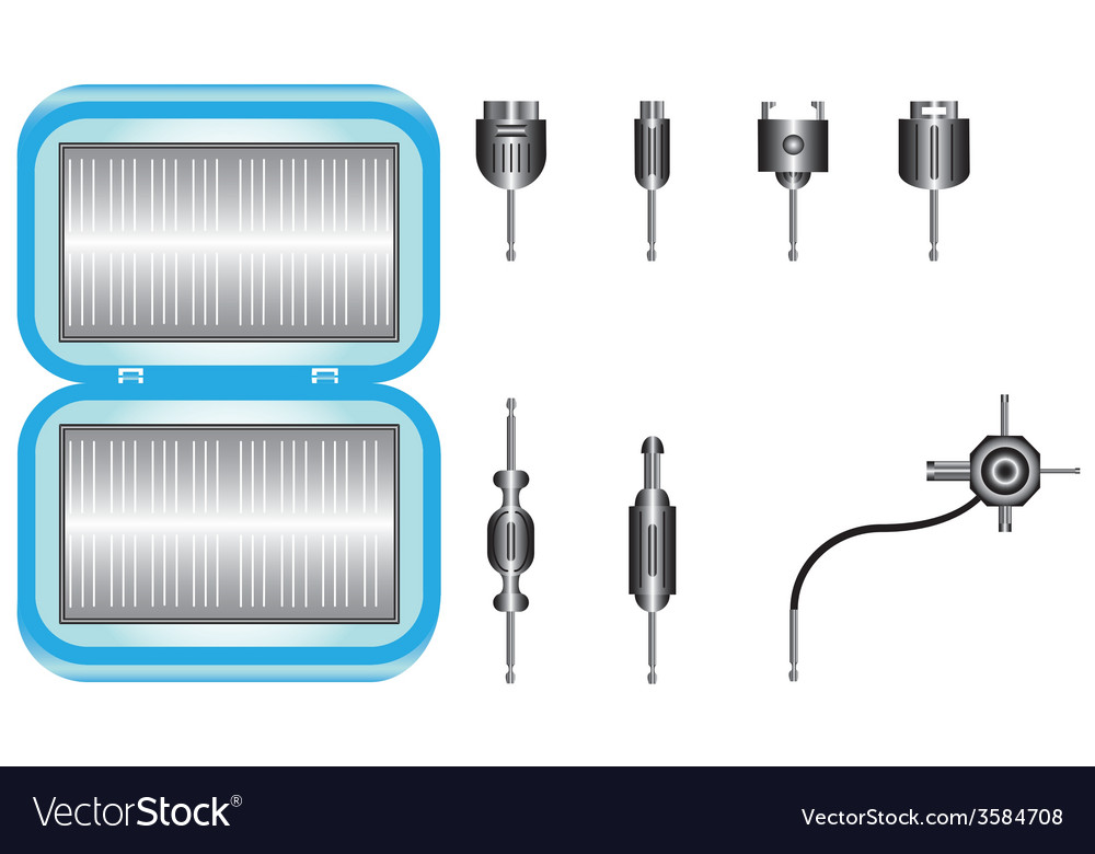 Solar battery vector | Price: 1 Credit (USD $1)