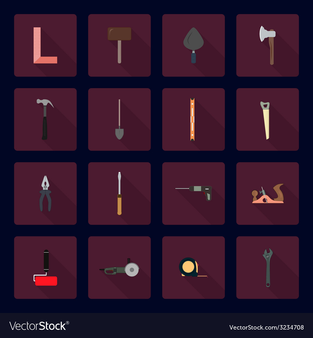 Work tool vector | Price: 1 Credit (USD $1)