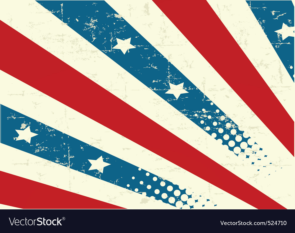 Patriotic background vector | Price: 1 Credit (USD $1)
