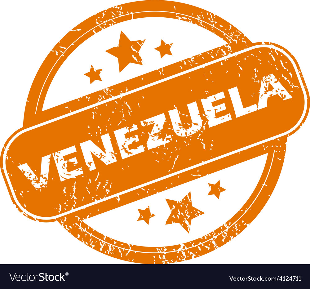 Venezuela grunge icon vector | Price: 1 Credit (USD $1)