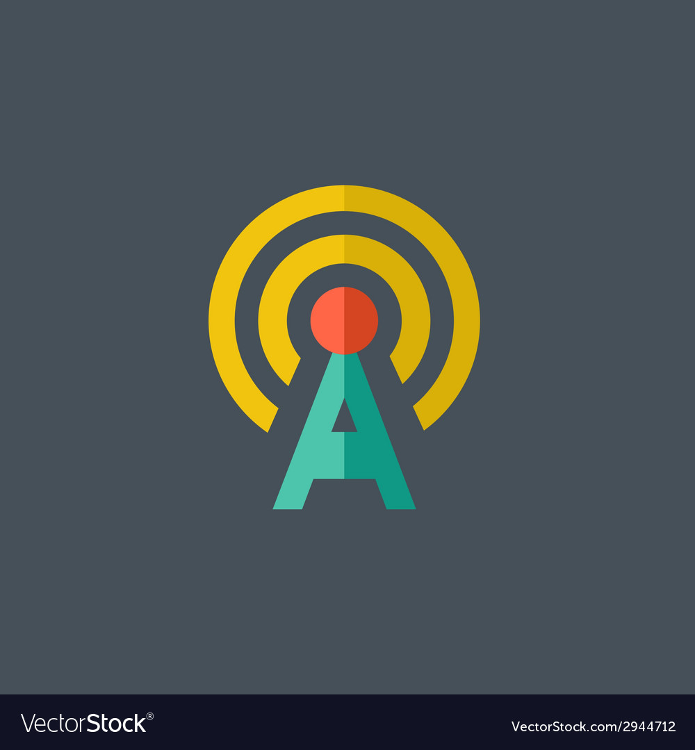 Network flat icon vector   Price: 1 Credit (USD $1)