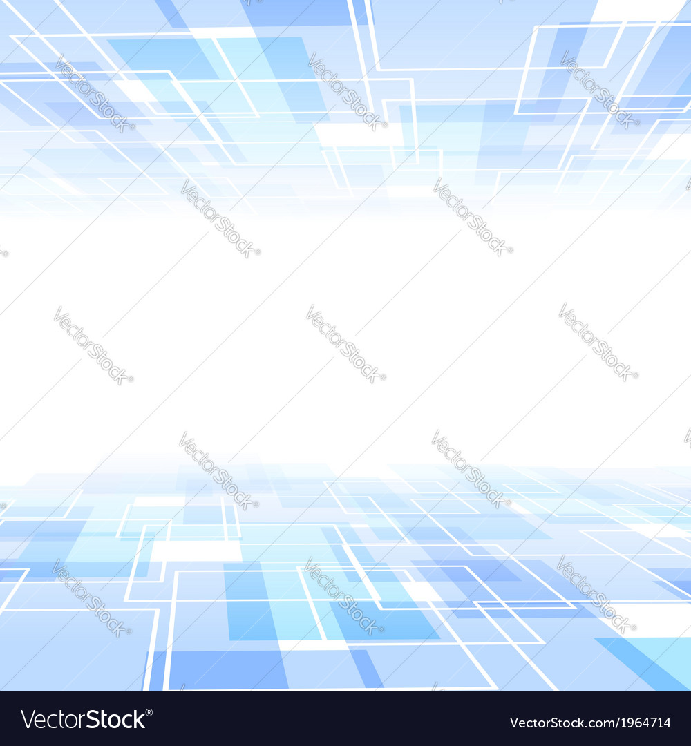 Blue tile background with perspective vector | Price: 1 Credit (USD $1)