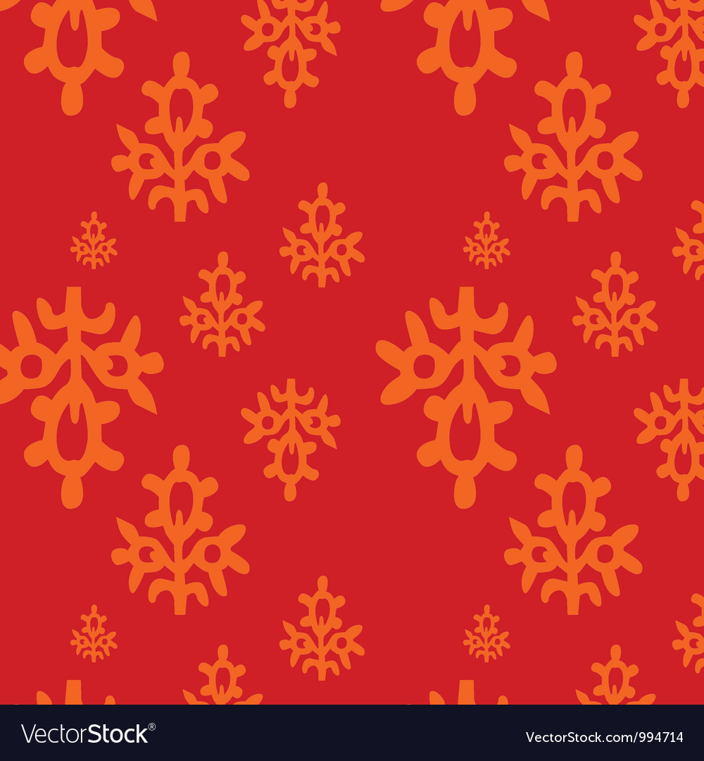 Seamless indian native pattern2 vector | Price: 1 Credit (USD $1)