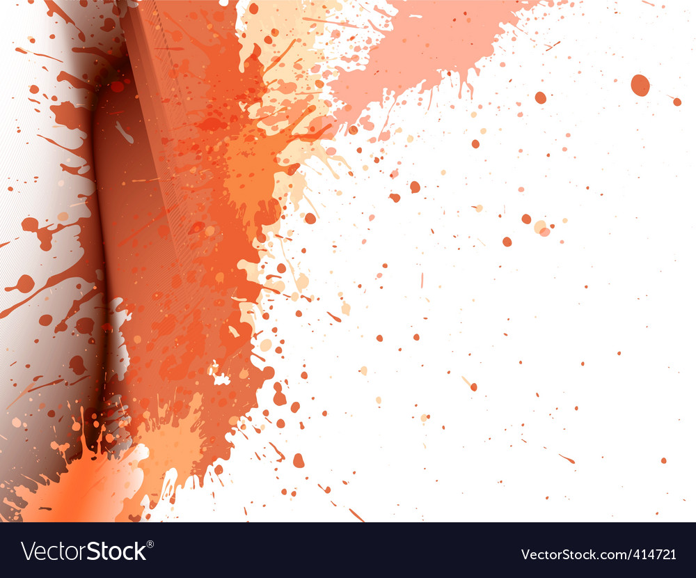 Split splat vector | Price: 1 Credit (USD $1)