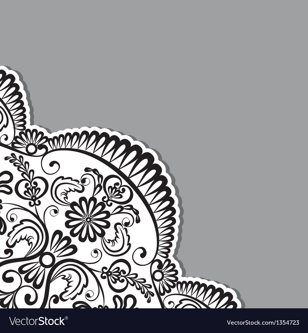 Floral ornaments vector   Price: 1 Credit (USD $1)