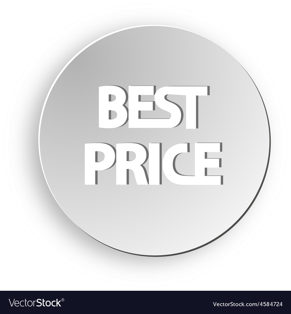 Best price sticker button sale vector | Price: 1 Credit (USD $1)